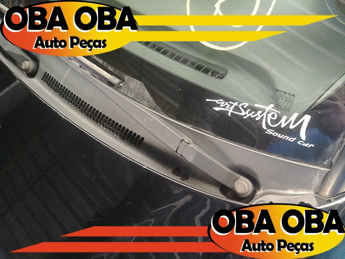 Churrasqueira Honda Civic Lx 1.7 Aut 2001/2002