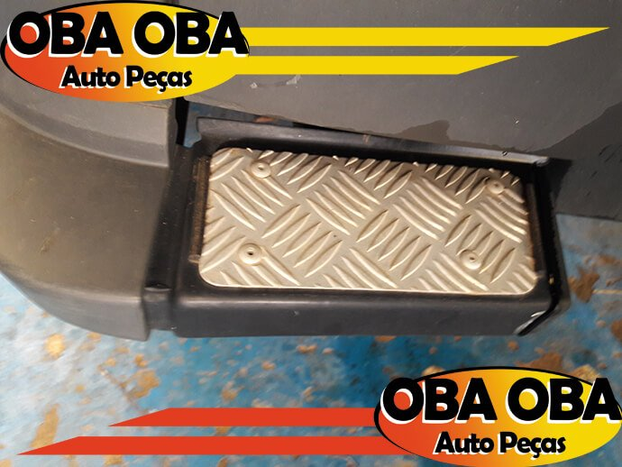 Estribo Esquerdo Fiat Strada Working 1.4 flex 2015/2015