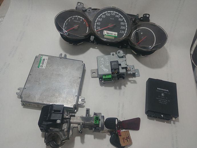 Kit Cold Honda Fit 1.5 Gasolina 2005