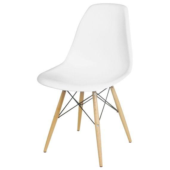 Cadeira Charles Eames Eiffel - WOOD