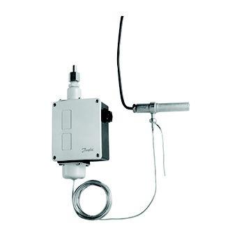Regulador do Nível de Líquido RT 280A / RT 281A - Danfoss