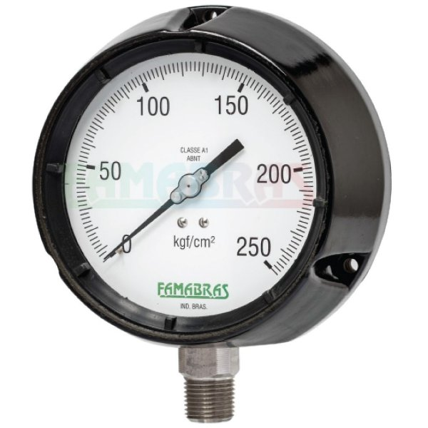 Manômetro Petroquímico FFNG - Famabras