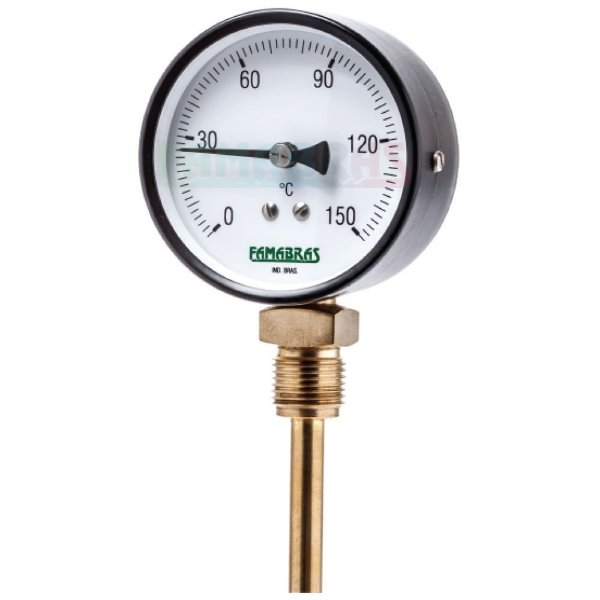 Termômetro industrial FTS 100/160/200 - Famabras