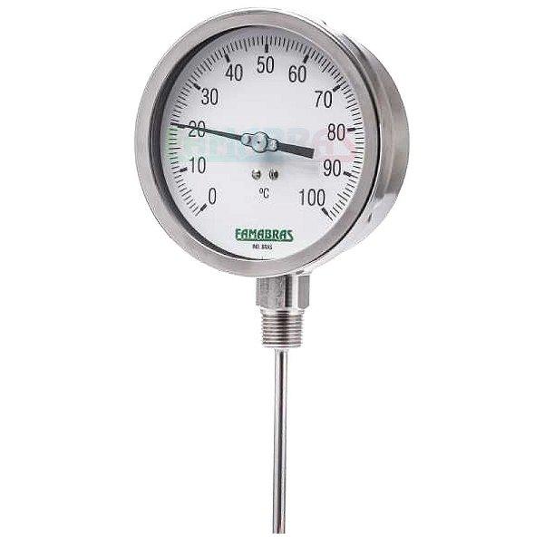 Termômetro Petroquímico FTI - Famabras