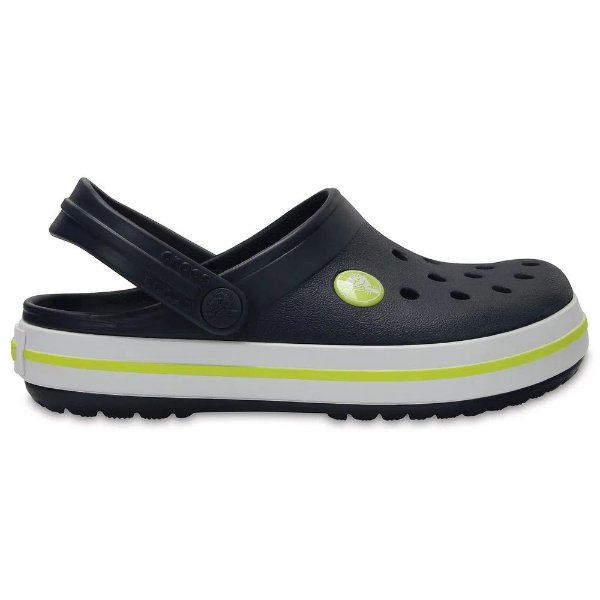 Sandalia Crocs Crocband Clog Navy Citrus