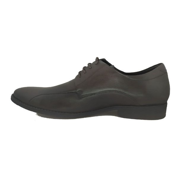 Sapato Social Ferracini Derby De Couro
