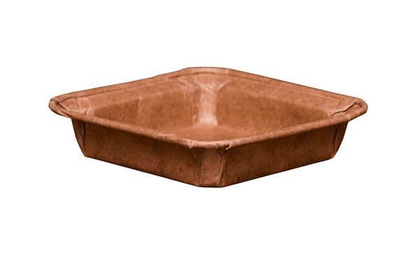 Forma forneável para Torta/Brownie Tam. P – 30UN - R$ 0,51 Unitário