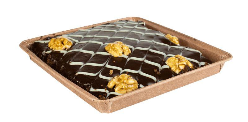 Forma forneável para Torta/Brownie Tam. G – 10UN - R$ 2,27 Unitário