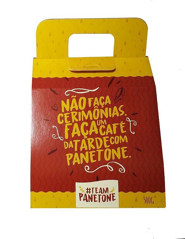 Bag para Panetone 500 Grs - R$ 2,48 a unidade