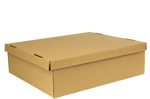 Caixa nº3 - 31 x 25 x 12 -  Kraft