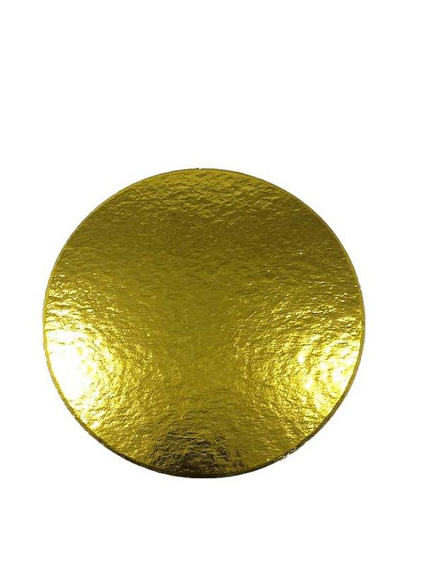 Disco Laminado 200mm - Dourado - 01 unid. - 1,4mm - R$ 1,81