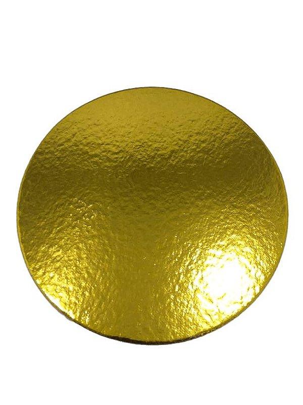 Disco Laminado 240mm - Dourado - 01 unid. - 1,4mm - R$ 2,46