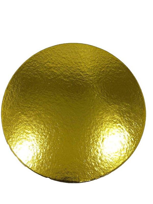Disco Laminado 320mm - Dourado - 01 unid. - 1,4mm - R$ 4,86