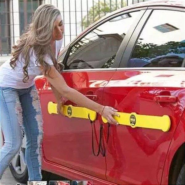 Protetor De Porta Magnético Para Carro Shields - Modelo Longo