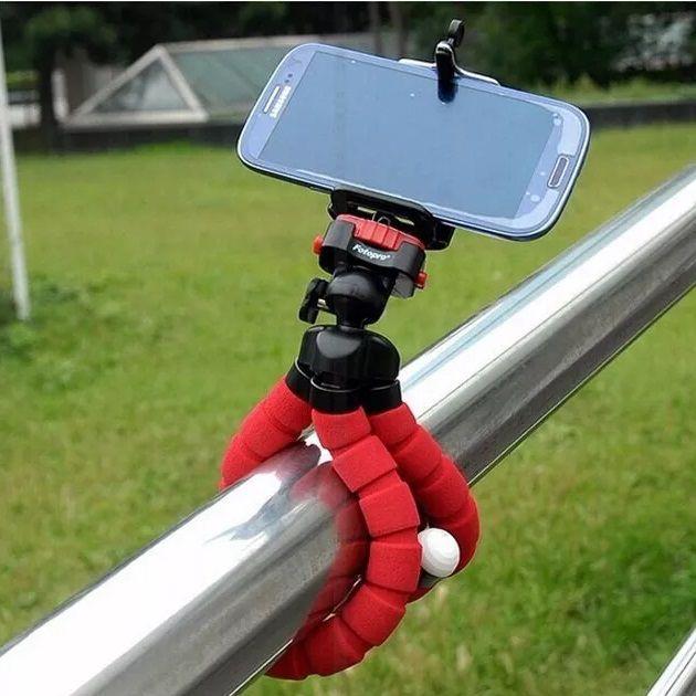 Mini Suporte Tripé Selfie Camera Digital Celular Iphone E Demais