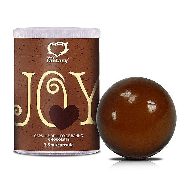 BOLINHA AROMÁTICA SEXY FANTASY CHOCOLATE