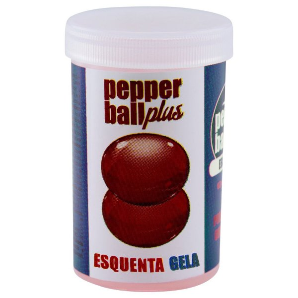 PEPPER BALL PLUS ESQUENTA-GELA