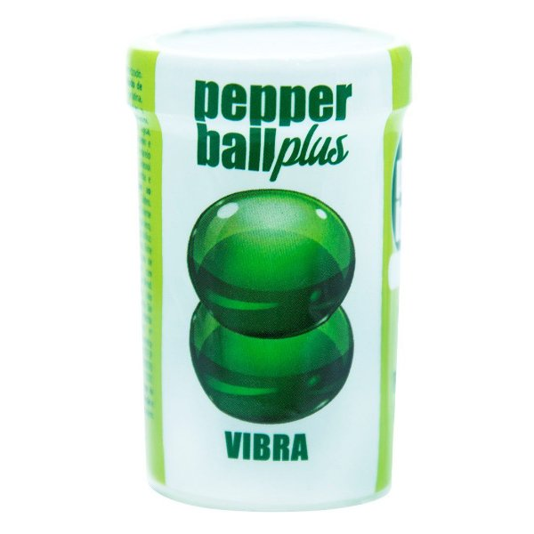 PEPPER BALL PLUS VIBRA