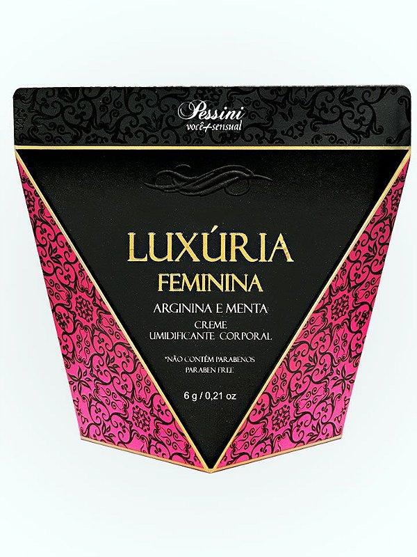 LUXÚRIA FEMININA EXCITANTE PESSINI