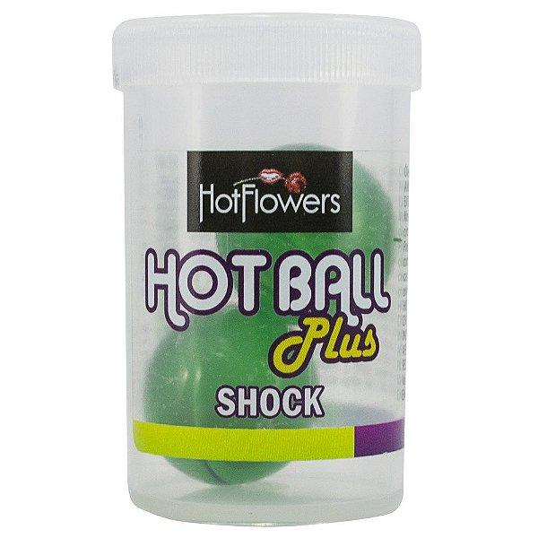 BOLINHA EXPLOSIVA HOT BALL PLUS SHOCK