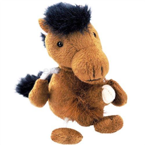 Chaveiro cavalo de pelúcia - CUDDLY CHARMERS - NANMA PP
