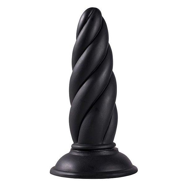 Plug anal espiral - XTRA - NANMA