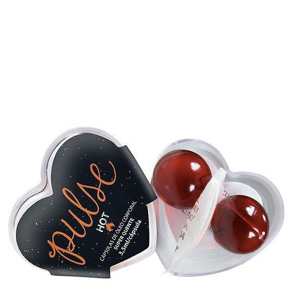 Bolinhas de Óleo com Super Aquecimento - Pulse Hot