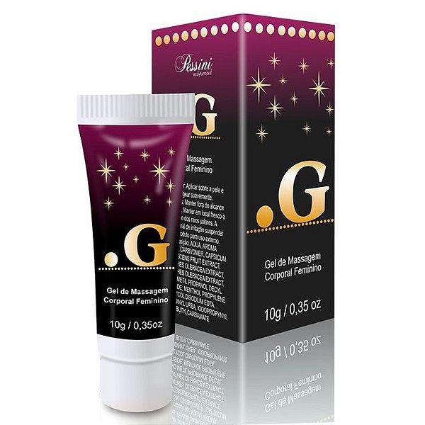 Gel Excitante Feminino para Ponto G e Clitóris - Ponto G