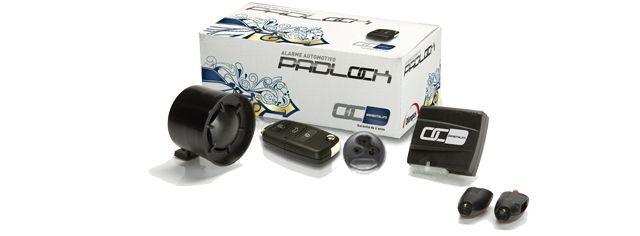 Alarmes de Carro - Padlock Premium