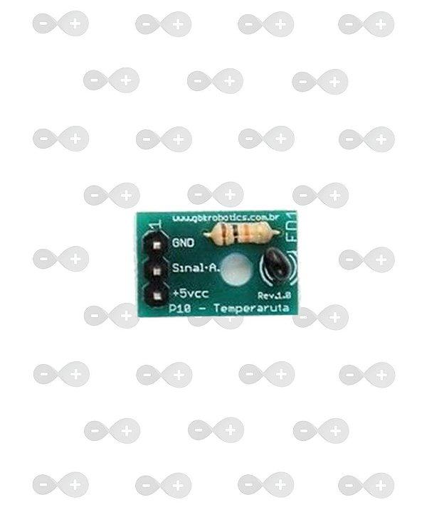 Módulo Sensor de Temperatura - GBK Robotics