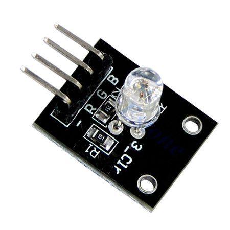 Módulo LED RGB KY-016 Para Arduino