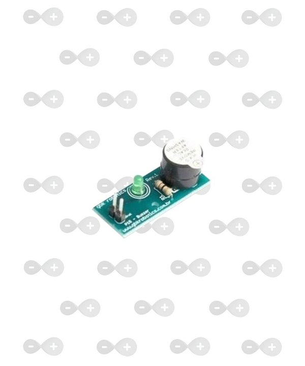 Módulo Buzzer - GBK Robotics