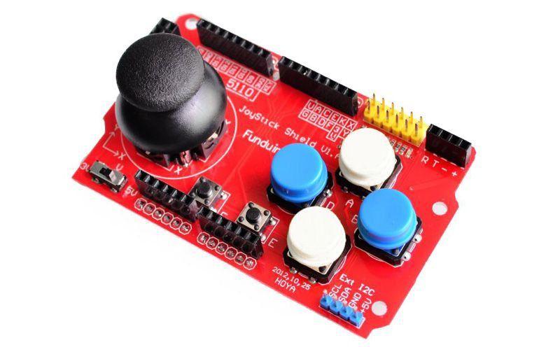Joystick Shield V1.A Para Arduino