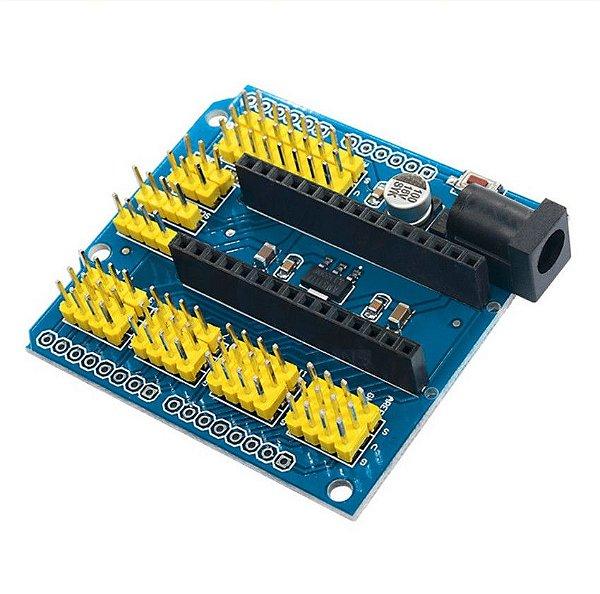 Adaptador Expansão Para Arduino Nano V3.0