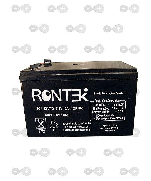 Bateria Selada 12V 12A Rontek