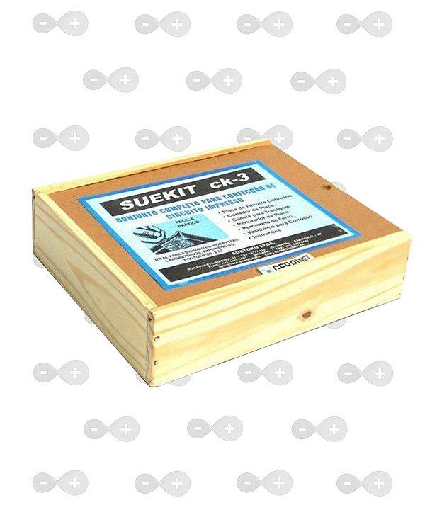 Kit Laboratório para circuito impresso CK-3
