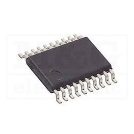 Circuito integrado SN 74HC244 SMD