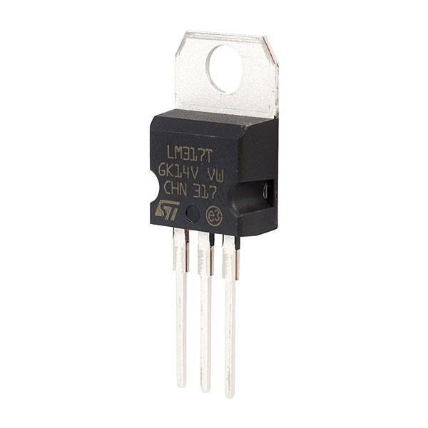 Circuito integrado LM 317 T - ORIGINAL