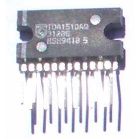 Microcontrolador TDA 1510