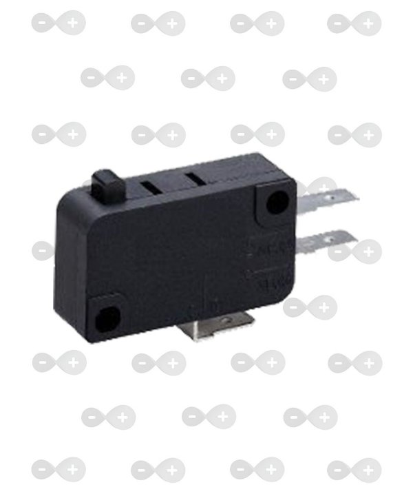 CHAVE MICRO SWITCH 15A 250V - USO GERAL