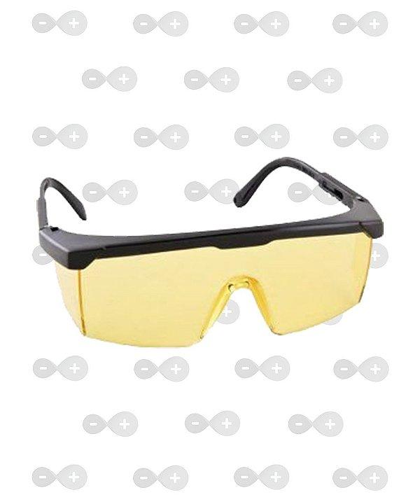 Óculos de segurança Foxter âmbar VONDER
