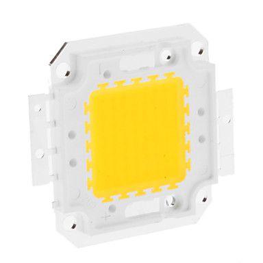 LED INTEGRADO BRANCO FRIO 50W 30 - 36V