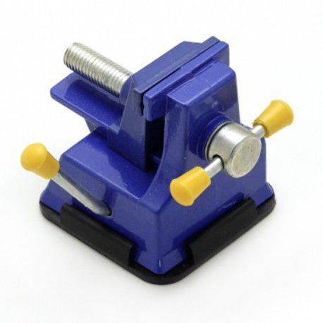 Mini Morsa de Bancada 45mm com Fixação a Vácuo