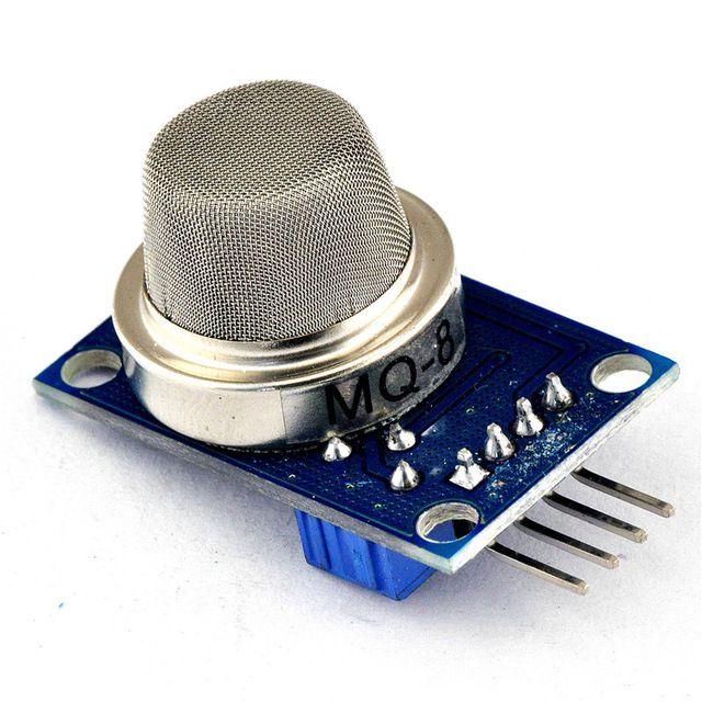 Sensor De Gás Mq-8 Hidrogênio Para Arduino