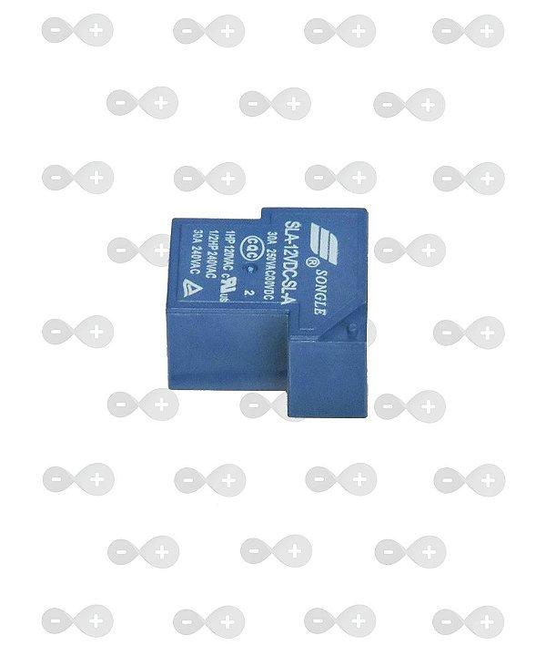 Relé De Alta Potencia 12v 30a 250vca Arduino Ar Condicionado