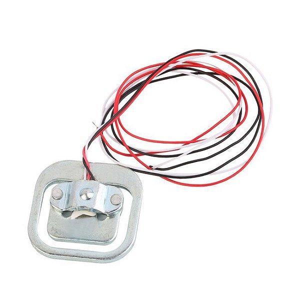 Sensor De Peso 50kg Célula De Carga