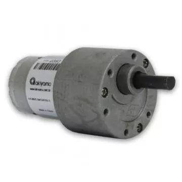 Motor Dc Com Caixa De Redução 24v / 35rpm - Neoyama
