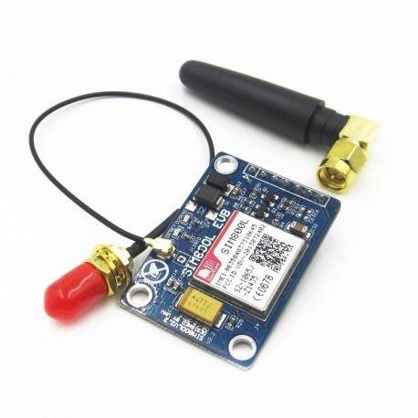 Módulo Gsm Gprs Sim800l + Antena Sma