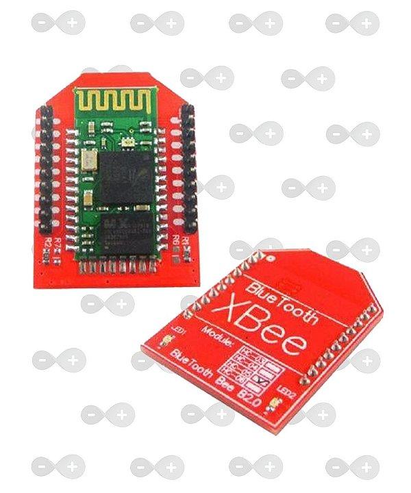 Módulo Xbee Bluetooth - Zigbee Antena Arduino E Raspberry