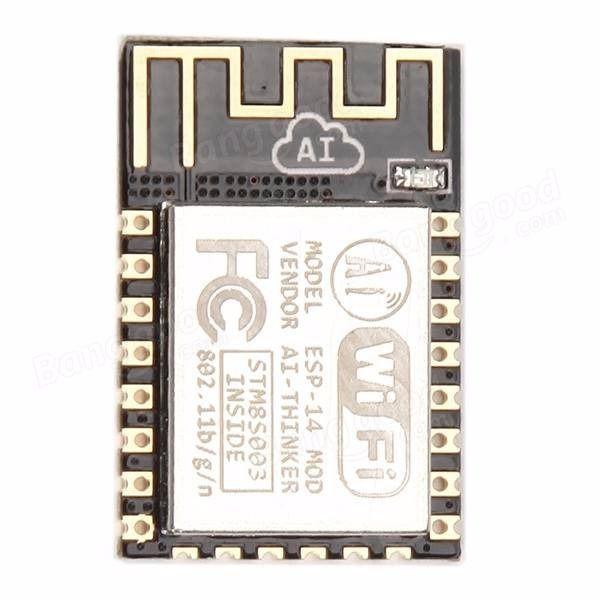 Módulo Esp14 Esp8266 Wifi Para Arduino